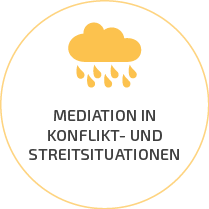 Mediation in Konflikt und Streitsituationen